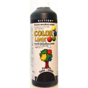 Kittfort Color Line liquid paint black 100 g