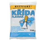 Kittfort Floating chalk, additive to increase the whiteness of coatings, filler for sealants, paints and other building mixtures 750 g
