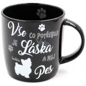 Nekupto Hafani ceramic mug Yorkshire 300 ml