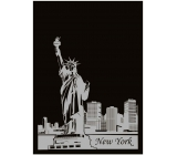 Ditipo Notebook City Gold Collection A4 lined New York 21 x 29.5 cm 3421001