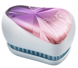 Tangle Teezer Compact Professional compact hair brush Smashed Holo Blue limited edition