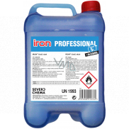 Iron Professional glass cleaner with alcohol 5 l