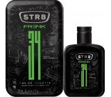 Str8 FR34K eau de toilette for men 100 ml