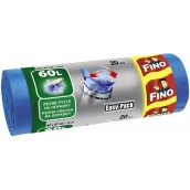 Fino Easy Pack Waste bin bags 60 liters, 60 x 67 cm, 20 µm, 20 pcs