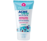 Dermacol Acneclear Antibacterial face washing gel 150 ml