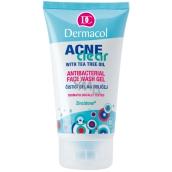 Dermacol Acneclear Antibacterial face washing gel 150 ml