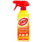 Savo Anti-fungal bathroom sprayer 500 ml