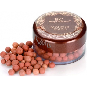 Body Collection Bronzing Pearls Ball Powder 50 g