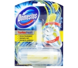 Domestos Turbo Fresh Lemon Fresh WC block rotary stiff 32 g