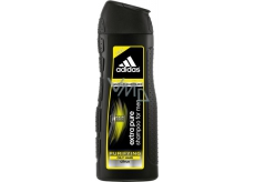 Adidas Extra Pure anti-dandruff shampoo for oily hair for men 400 ml