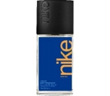 Nike Indigo Man perfume deodorant glass for men 75 ml