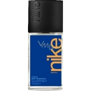 Nike Indigo Man perfume deodorant glass for men 75 ml