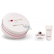 Salvatore Ferragamo Signorina EdP 30 ml Women's scent water + 50 ml Body Lotion
