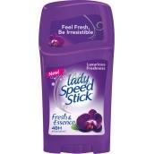 Lady Speed Stick Fresh & Essence Luxurious Freshness antiperspirant deodorant stick for women 45 g