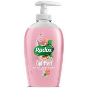 Radox Feel Uplifted Pink grapefruit & Basil liquid soap dispenser 250 ml