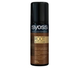 Syoss Root Retoucher Sprej na odrosty Hnědý 120 ml