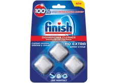 Finish Capsules for dishwasher cleaning 3 x 17 g