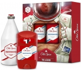Old Spice White Water after shave 100 ml + deodorant stick 50 ml, cosmetic set for men