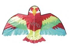 Dragon parrot 137 x 71 cm