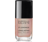 Gabriella Salvete Longlasting Enamel nail polish 37 Lemonade 11 ml