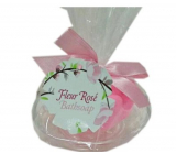 Salsa Collection Rose flowers soap 80 g + saucer