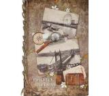 Ditipo Photoalbum Retro London, magnifier, chest B4 24 x 34 cm