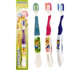 Spokar 3434 Tommy soft toothbrush straight cut from 5 to 8 years