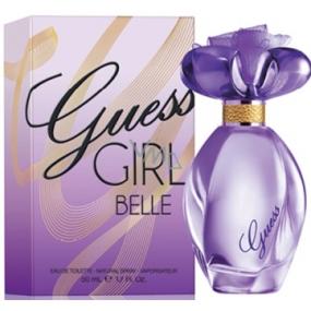 Guess Girl Belle toaletní voda pro ženy 50 ml