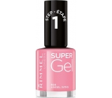 Rimmel London Super Gel nail polish 022 Angel Wing 12 ml