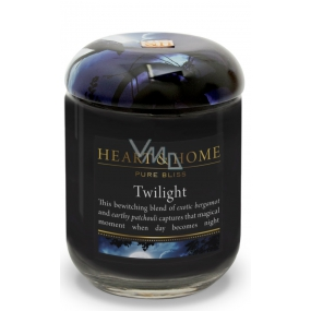 Heart & Home Twilight Soy scented candle medium burns up to 30 hours 110 g