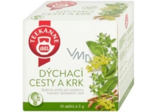 Teekanne Airways and neck herbal tea infusion bags 10 x 2 g