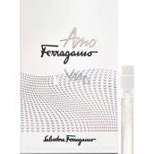 Salvatore Ferragamo Amo Ferragamo parfémovaná voda pro ženy 1,5 ml s rozprašovačem, Vialka