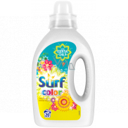 Surf Color Fruity Fiesta & Summer Flowers gel for washing colored laundry 20 doses 1 l