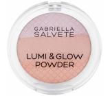 Gabriella Salvete Lumi & Glow Powder Brightening Powder For All Skin Types 02 9 g