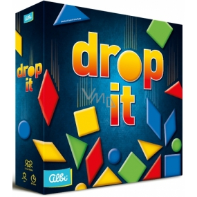 Albi Drop it social game for 2-4 players, recommended age from 8+