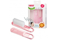 Baby Farlin Toothbrush and comb for children from 0+ months BF-150