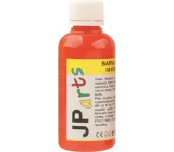 JP arts Paint for textiles for light materials, basic shades 2. Orange 50 g