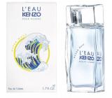 Kenzo L Eau Kenzo Pour Homme Hyper Wave Eau de Toilette for Men 100 ml