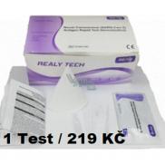 Realy Tech Rapid Test Device rapid test for Koronavirus - saliva test 5 pieces