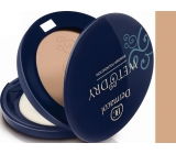Dermacol Wet & Dry Powder Foundation pudrový make-up 03 6 g