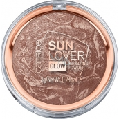 Catrice Sun Lover Glow Bronzing Powder Powder 010 Sun-kissed Bronze 8 g