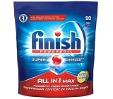 Finish All in 1 Max Lemon 80 tablets dishwasher