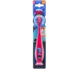 Zelfs měkký zubní kartáček pro děti