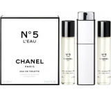 Chanel No.5 L Eau Eau de toilette for women complete 2 x 20 ml
