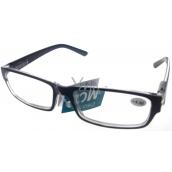 Berkeley +3.5 Plastic Optical Frames Black MC2062