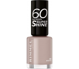 Rimmel London 60 Seconds Super Shine Nail Polish nail polish 561 Yolo 8 ml