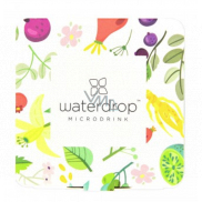 Waterdrop Discovery Kit microdrink sparkling cube to create a refreshing drink containing vitamins and extracts from herbs and superfoods from around the world 4 capsules