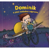 Albi Name book Dominik and his star set 15 x 15 cm 26 pages