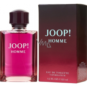 Joop! Homme EdT 125 ml eau de toilette Ladies