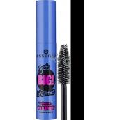 Essence Get Big! Lashes Volume Boost Waterproof řasenka černá 12 ml